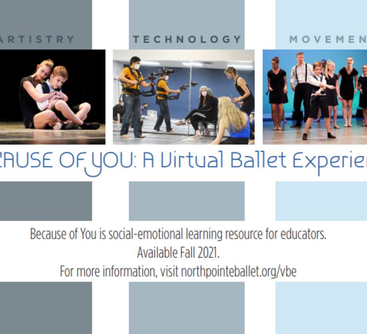 Virtual Ballet Experience: